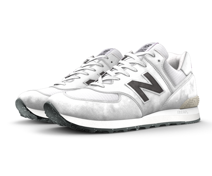 Fashion New Balance U446 D Shoes Men White N256590